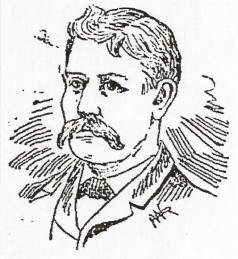 """An illustration of """"Charles"""" that many said matched Deeming..."""