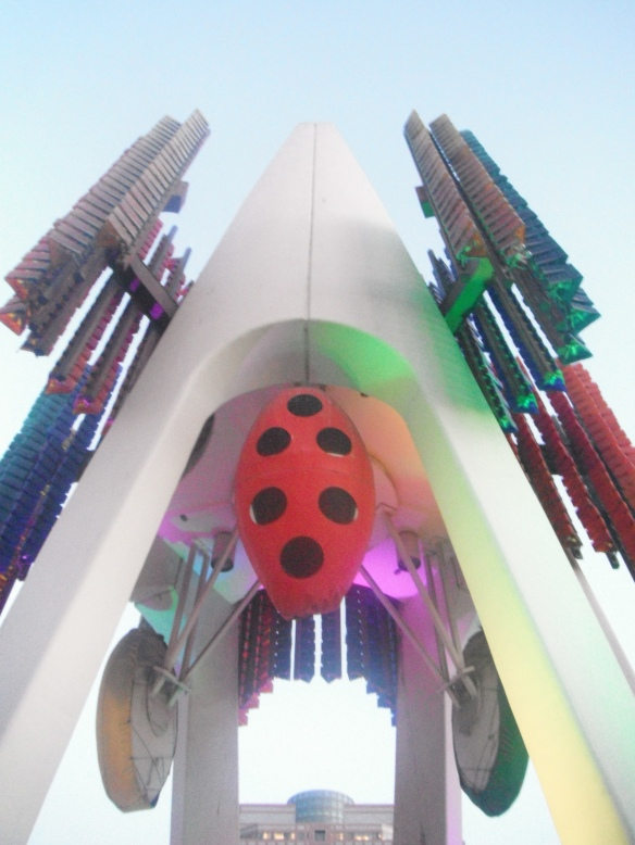 Triforium and Level LA trip Dec 2015 046