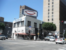 Painless Parker's huge office in downtown L.A. - still a dentist's today!