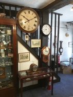 Some of their old clocks