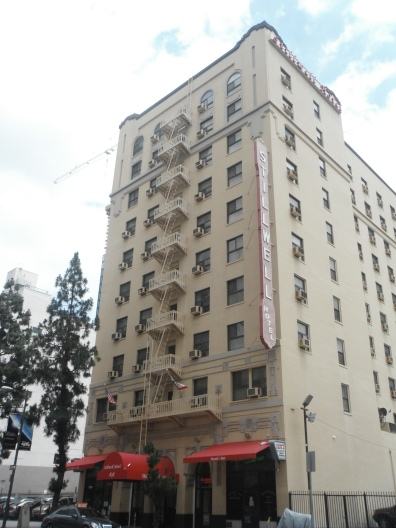 Downtown & Hollywood pics for GG June 15 072