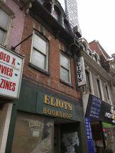 So sad - a closed book shop