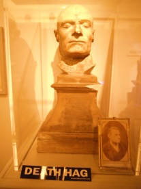 Deeming death mask